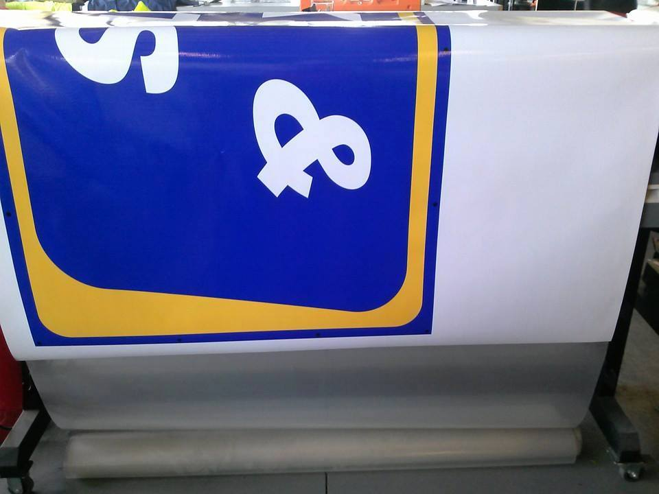 Banner Printing - Cottrell Signs